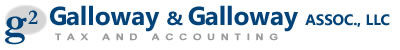 Galloway and Galloway Associates, LLC, Tax and Accounting